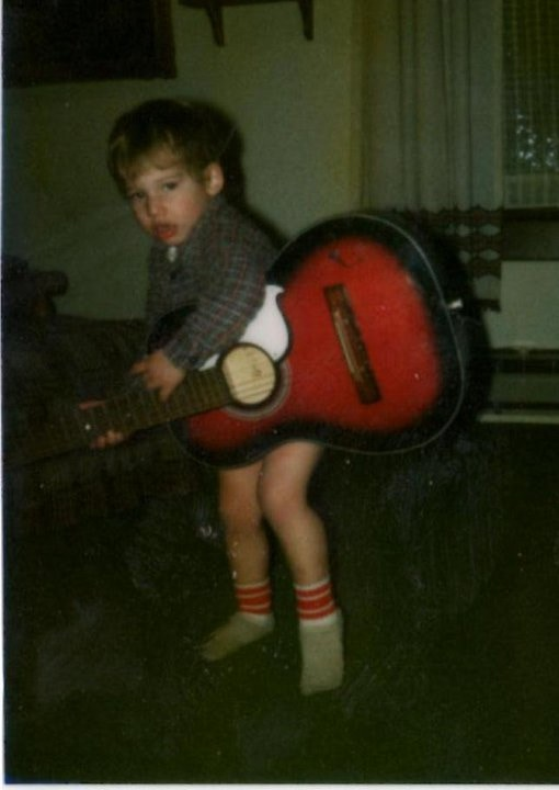 The early years!