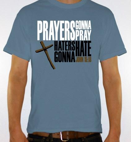 Custom Designed T-Shirt Reward - Designed by Michael LaVoy
