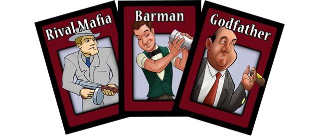 Mafia The Party Game Card Set By Matt Dambra Kickstarter