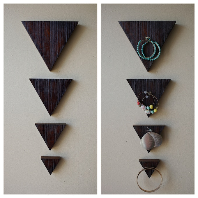 So many possibilities here, let your creativity shine. TRIANGLES: $43