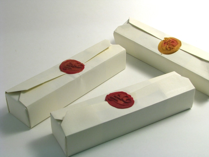 Our Unique Gift Wrapping: a Wax Seal to Complete the Perfect Gift