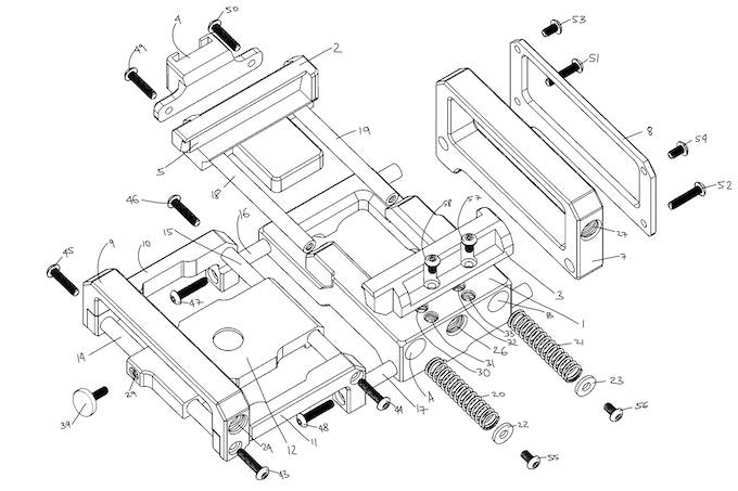 Modular design. Patent Pending