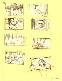 Storyboard by Andrew Heedt