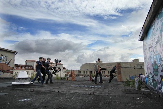 Location Berlin - GERMAN ANGST Teaser shooting - Sept. 2013
