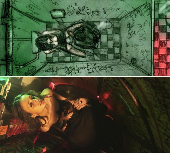 Mood shot VS Teaser shot - Episode ALRAUNE by Andreas Marschall
