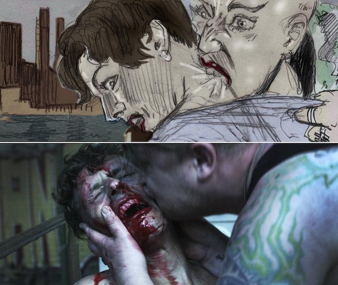 Mood shot VS Teaser shot - Episode MAKE A WISH by Michal Kosakowski