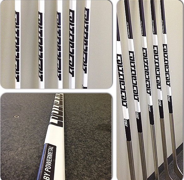 The COLT Hockey stick is ready!
