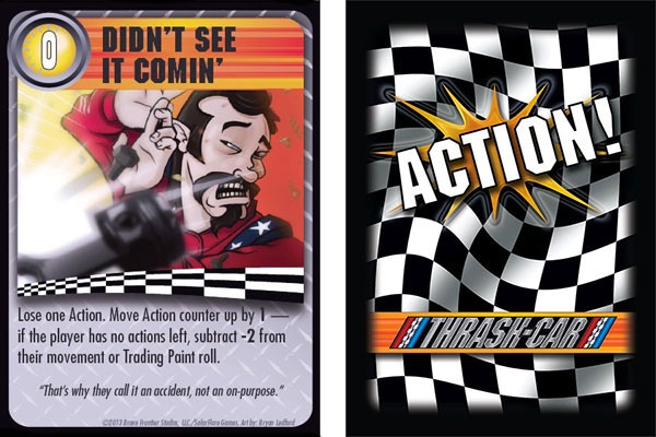Sample Action Card