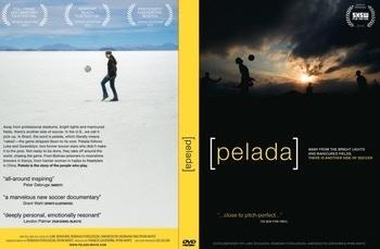 Signed Pelada DVD (www.pelada-movie.com)