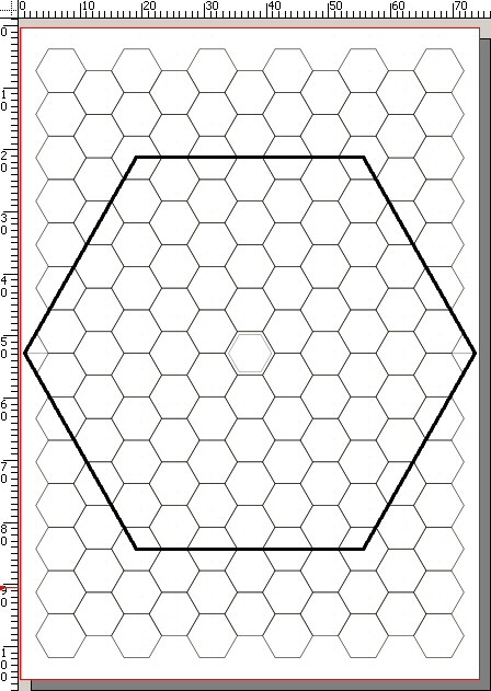 Pad of Hexagonal Content by Peter Regan — Kickstarter