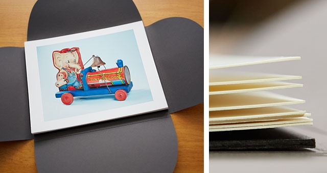 A set of 12 limited edition prints on heavyweight archival paper.