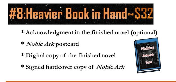 Noble Ark: How It Should End by Colette Black — Kickstarter