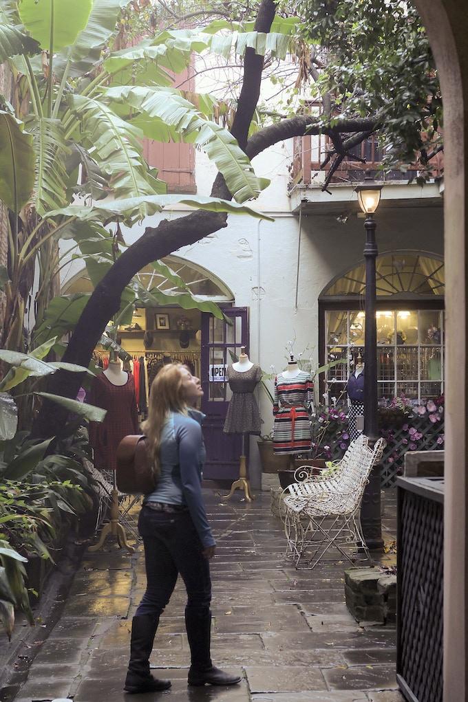 Meredith Elliott, New Orleans 2013