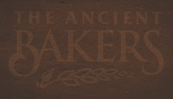 Add your name to the Ancient Bakers Wall of Supporters!