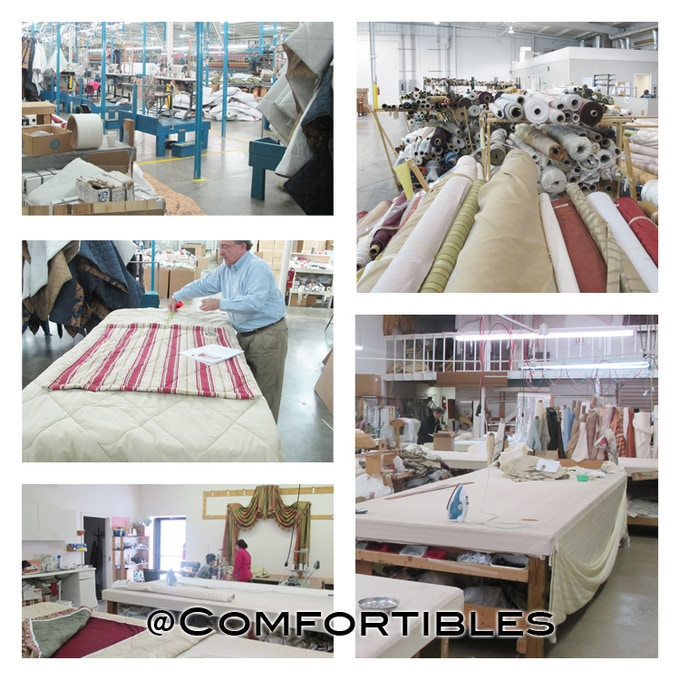 The Journey of Comfortibles-Manufacturers Visit