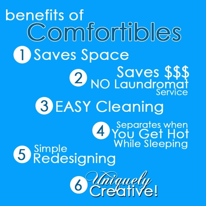 Why Comfortibles is Different
