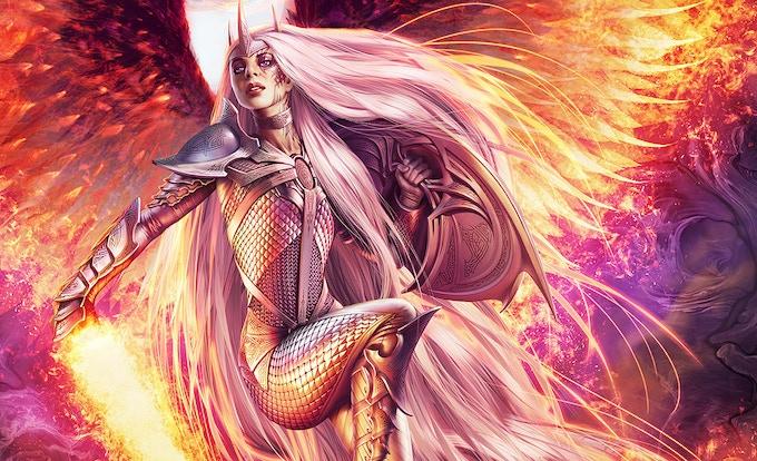Immortal Goddess
