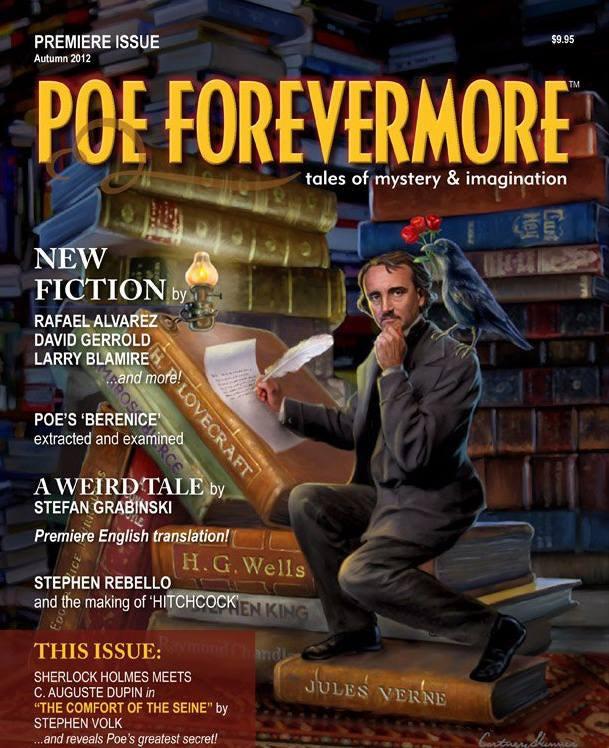 Poe Forevermore Magazine