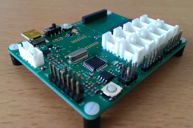 still lots of sockets, but simpler!