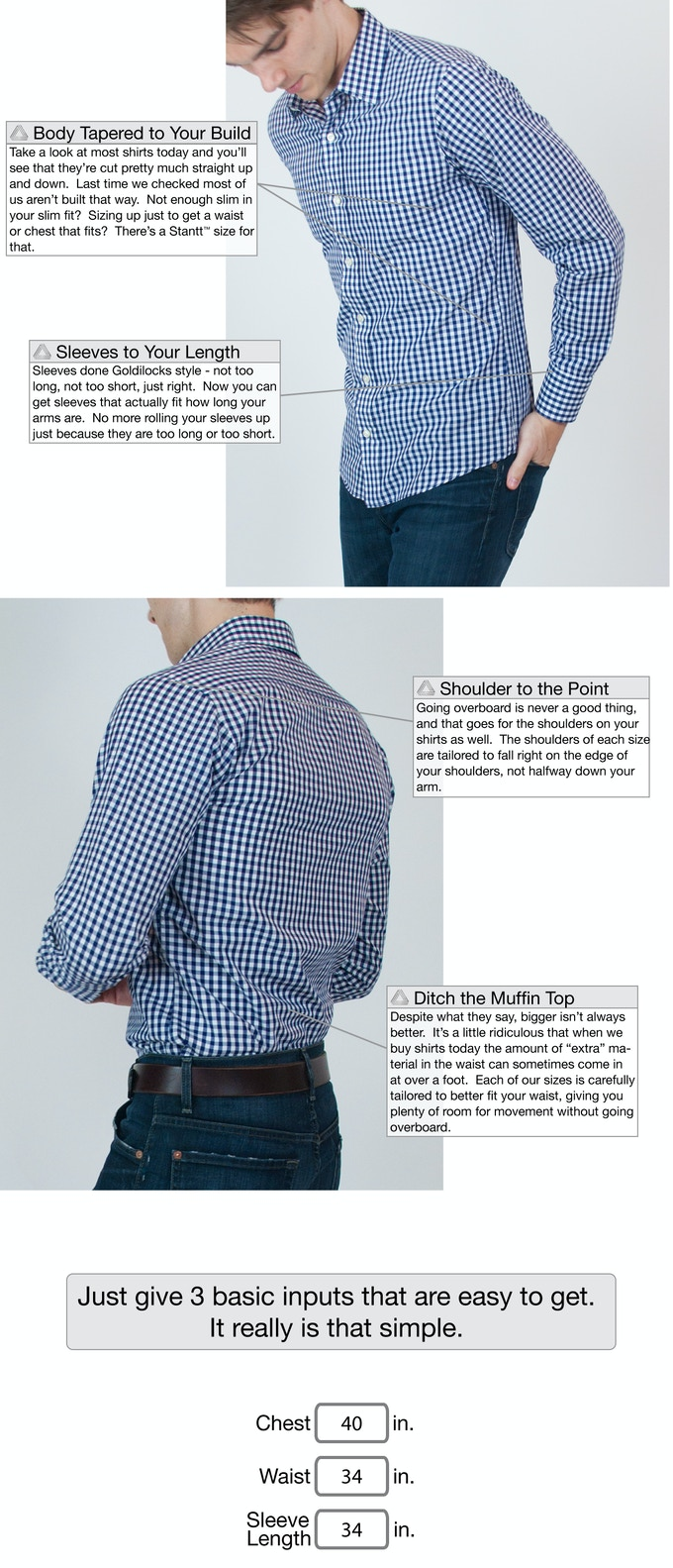 Stantt Casual Shirts That Fit Like Theyre Tailored For You By