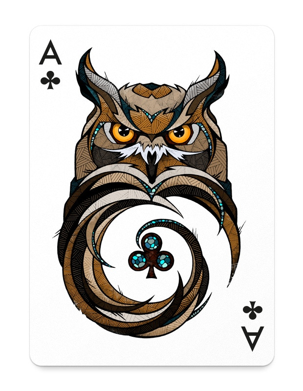 Playing Arts - A Deck of Poker Cards by 54 Top Artists by