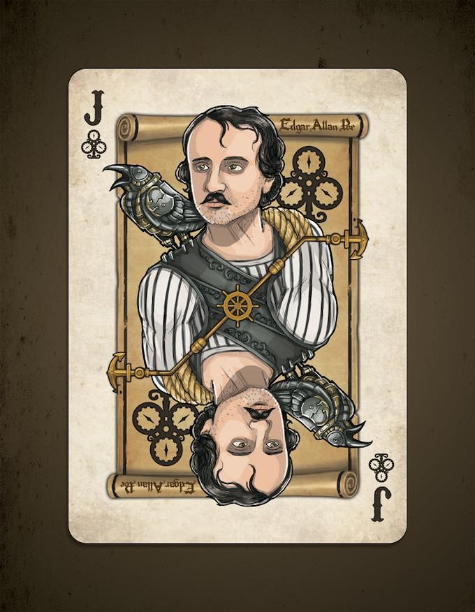 Steampunk Pirate Poe!