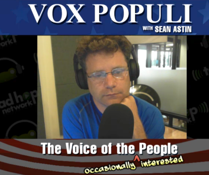 Vox Populi: Voice of the 'Occasionally Interested' People ...