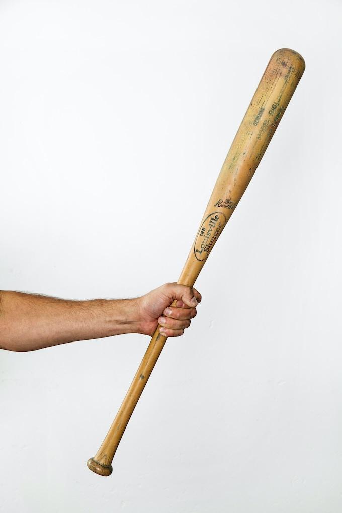 Beau - Concrete Baseball Bat by Matt Heide — Kickstarter