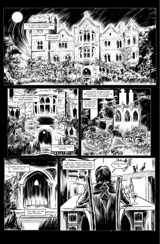 Cradle of Filth: The Curse of Venus Aversa by Kurt Amacker