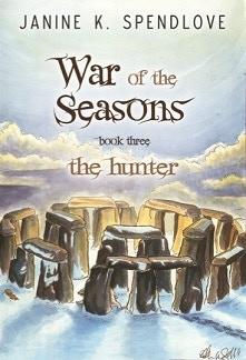 War of the Seasons, a fantasy trilogy by Janine K. Spendlove
