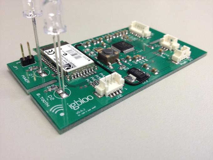 igbloo PCB v0.4.2
