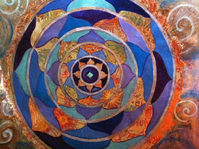 $2,500 - $4,000 Reward! Illuminated Mandala Painting or Painting Party!