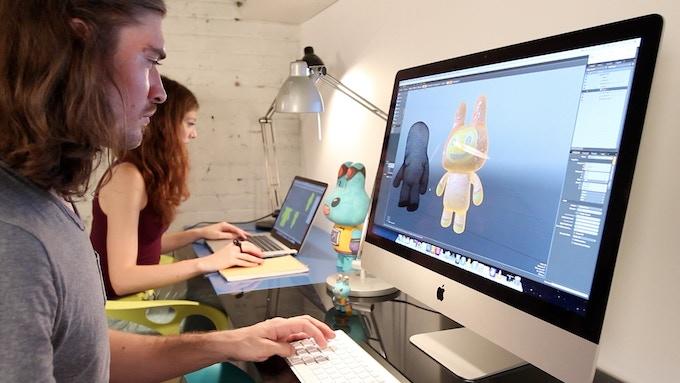 3D Character Development