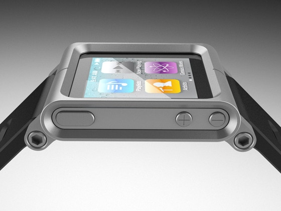 TikTok+LunaTik Multi-Touch Watch Kits by Scott Wilson +