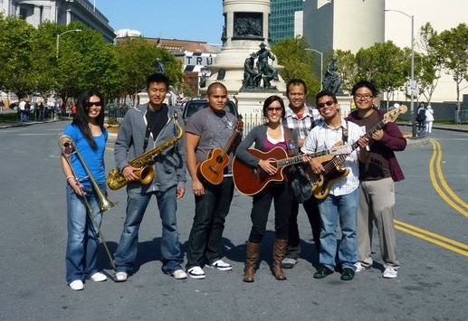 The Blue Moon All Stars - my musical family :)