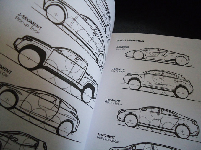 I DRAW CARS Sketchbook & Reference Guide by Matt Marrocco — Kickstarter