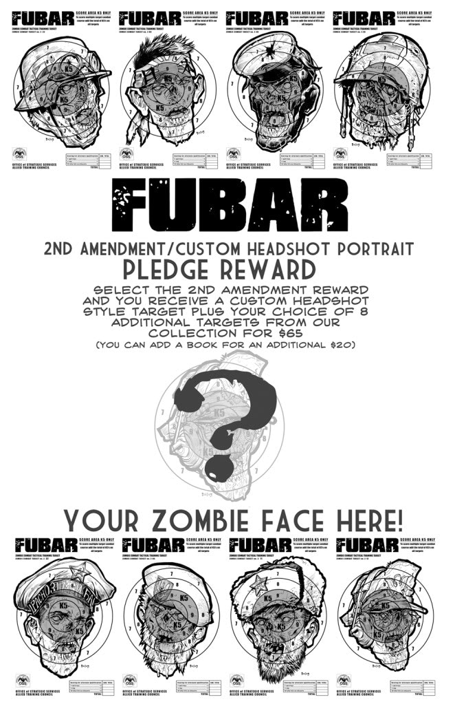 FUBAR 2: Empire of the Rising Dead. by Jeff McComsey