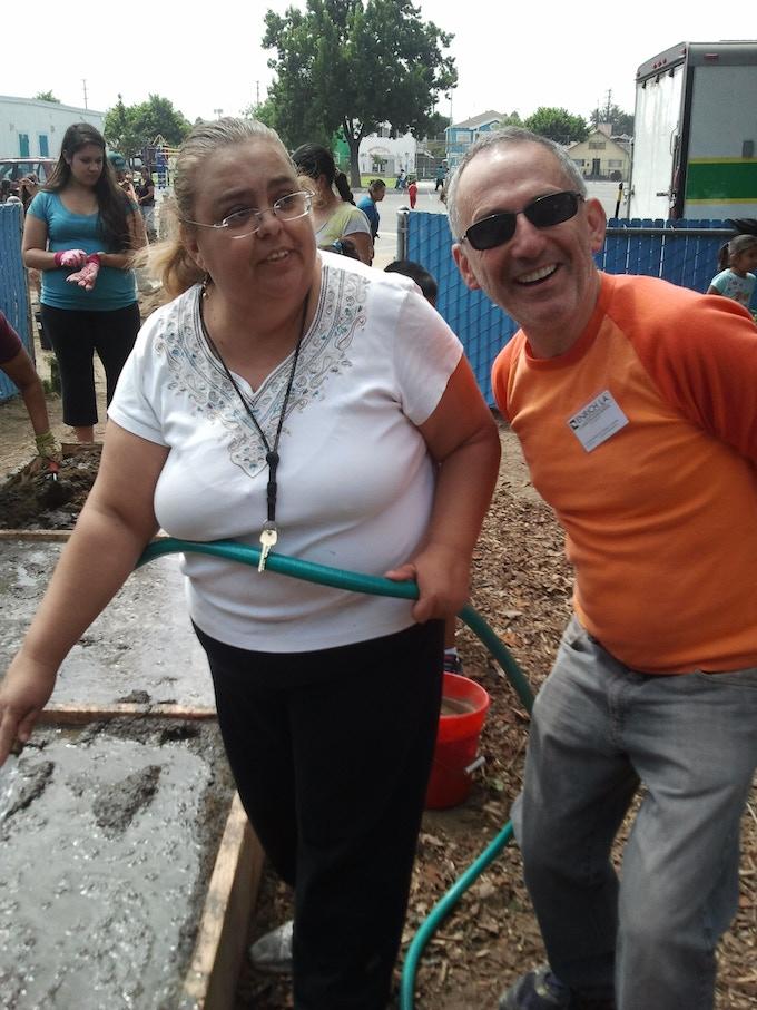 Build An Edible Garden At John Adams Middle School By