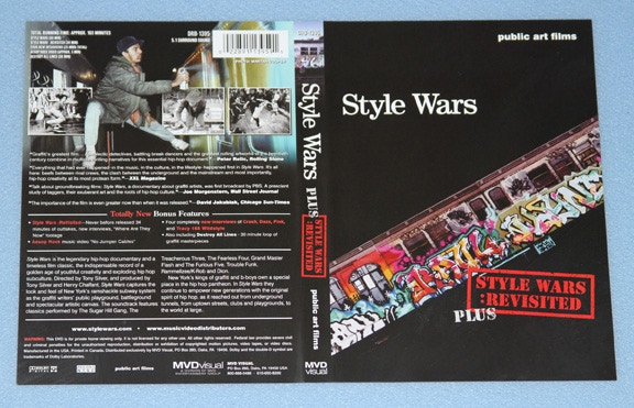 style wars analysis The people portrayed in this video were re-imagining and reconstructing the aesthetic of the city by adding visual elements of their art to it.