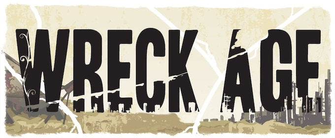 Wreck Age: A far-future dystopian post-exodus adventure! by Hyacinth