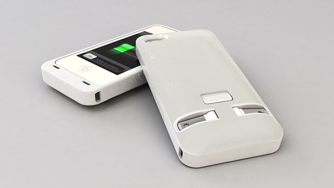 Juicetank The First Ever Iphone Case And Charger In One By Jesse