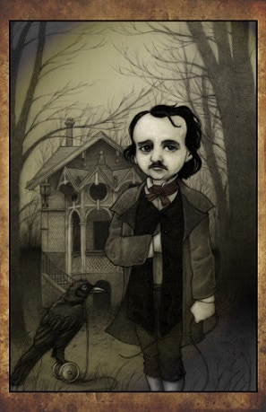 Li'l Eddie: Edgar Allan Poe for Kids