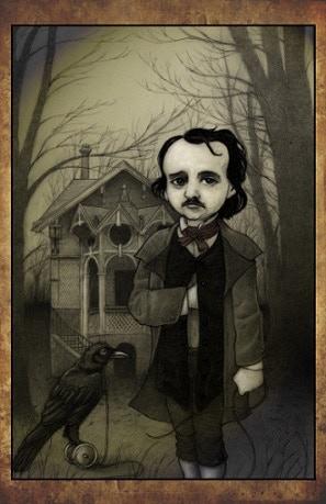 Li'l Eddie: Edgar Allan Poe for Kids