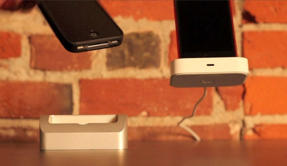 群眾募資iPhone充電座