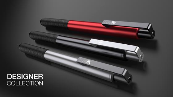 lunatik touch pen the evolution of the stylus by scott wilson minimal kickstarter. Black Bedroom Furniture Sets. Home Design Ideas