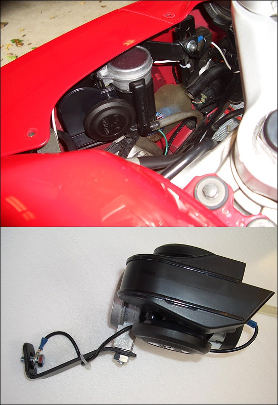 BansheeHorn - warning system for Motorcycles, Cars & Boats by Peter on