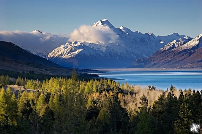 New Zealand Grandeur A Photographic Journey By Joshua