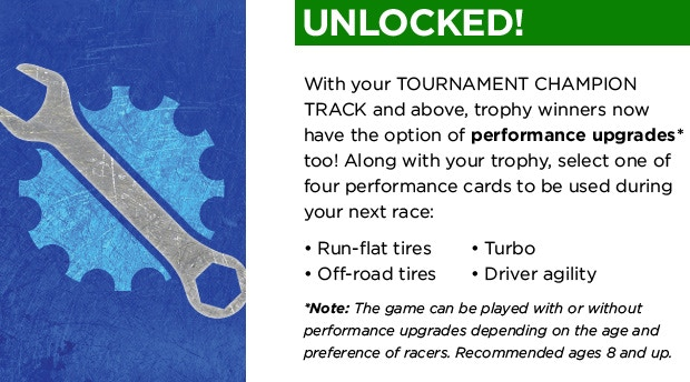 TURBO RALLY Card Racing * * by Alec Ramsey and Lee Johnson