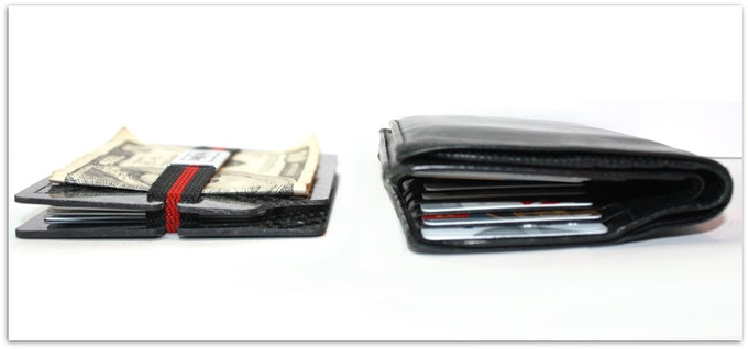 The HuMn Wallet - the best minimal RFID blocking wallet by ...