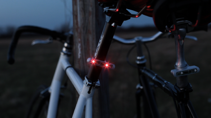 Blink / Steady - The bike light you've been waiting for  by